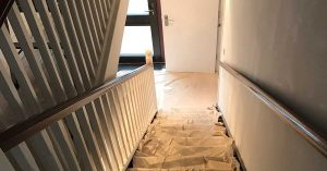 stairs renovation dentist in totton southampton