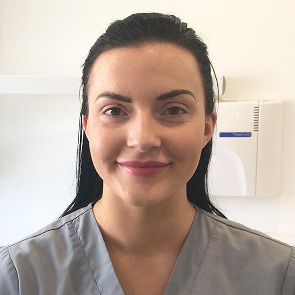 rhiannon dental nurse in southampton