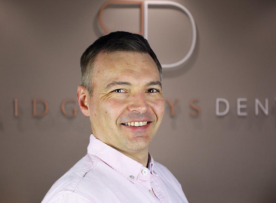 george dentist in southampton team